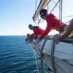 Leeuwin tall ship experience