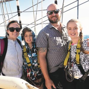 Family Day Sail Pass